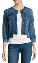 J Brand Catesby Denim Jacket, Reform