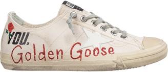 Golden Goose V-star Sneakers