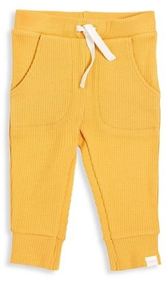 FIRSTS BY PETIT LEM Baby Boy's Yellow Cabs Pants