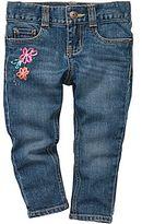 Osh Kosh Embellished Skinny Jeans - Girls 2t-5t