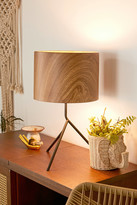 Urban Outfitters Quinton Abstract Table Lamp