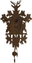 Diamantini Domeniconi Cucu Wall Clock Walnut Timber