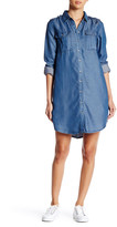 Honey Punch Denim Dress