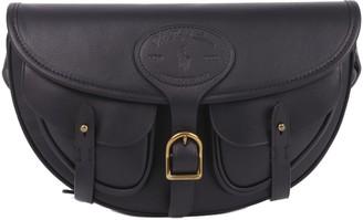 Polo Ralph Lauren Black Hutton Bag S