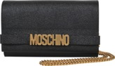 Moschino Lettering Wallet on Chain