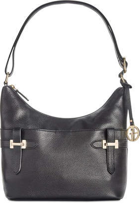 Giani Bernini Bridle Leather Hobo