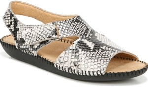 Naturalizer Scout Flat Sandals Women's Shoes
