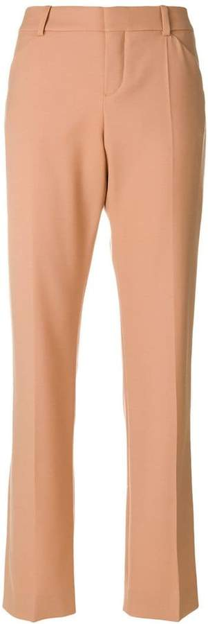 Chloé bootcut tailored trousers