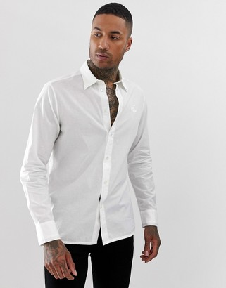 Vivienne Westwood shirt In White With Chest Logo
