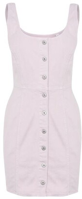 Jack Wills Rumney Pencil Denim Dress