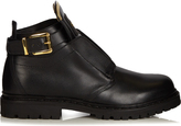 Balmain King leather boots