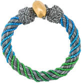 Aurelie Bidermann beaded woven bracelet