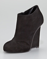 Giuseppe Zanotti Fin-Wedge Ankle Bootie