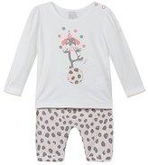 Esprit Unisex Baby Pyjama Set - Pink - 0-3 Months