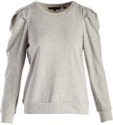 Vero Moda Light Gray Melange Nella Sweater
