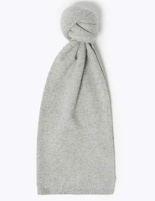 AutographMarks and Spencer Pure Cashmere Blanket Scarf