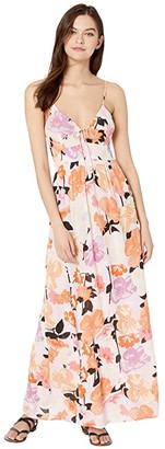 Rip Curl Lakeshore Maxi Dress (Lilac) Women's Dress