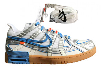 Nike x Off-White Rubber Dunk Blue Rubber Trainers