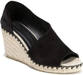 Vince Sonora Asymmetric Suede Sandals