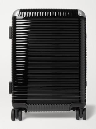 FPM Milano Bank Light Spinner 53cm Polycarbonate Carry-On Suitcase - Men - Black