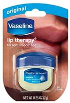 Vaseline Lip Therapy, Original 0.25 oz (Pack of 6)
