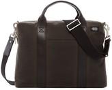 Jack Spade Leather Trim Davis Briefcase