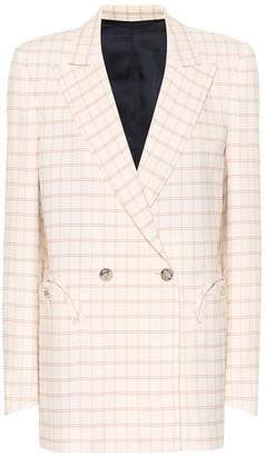BLAZÉ MILANO Everyday checked blazer
