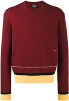 Calvin Klein Stripe 205 knitted jumper