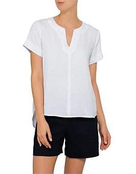 David Jones Vented Neck Shirt