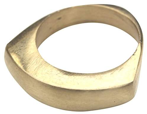 Soko Women's Mohawk Ring - Size P