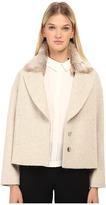Paul Smith Jacket w/ Fur Collar