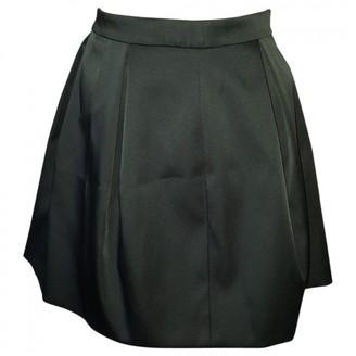 Hallhuber Green Skirt for Women