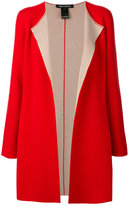 Iris von Arnim open front cardigan coat