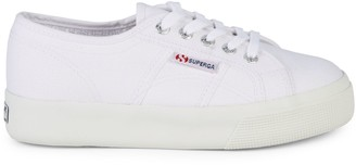Superga Low-Top Canvas Sneakers