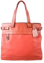Reed Krakoff Leather Editor I Tote