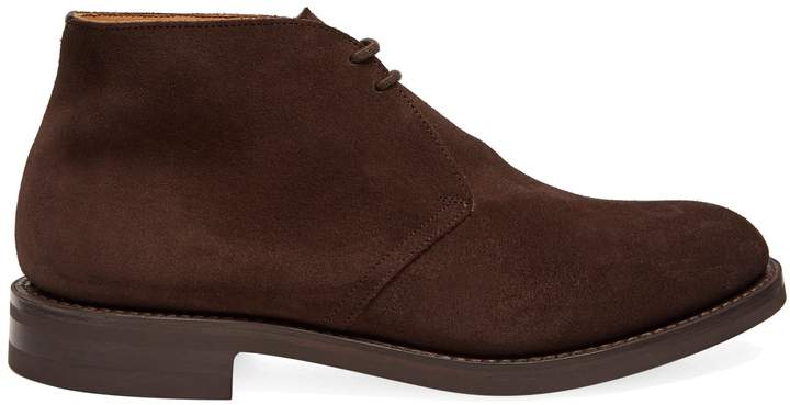 Church's Ryder 3 suede chukka boots