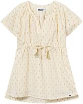 Molo Gold Dot Caly Dress