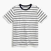 J.Crew Boys' slub denali stripe T-shirt