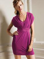 Victoria's Secret Double-plunge Midi Dress