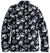 Disney Jack Skellington Fleece Jacket for Men - Personalizable