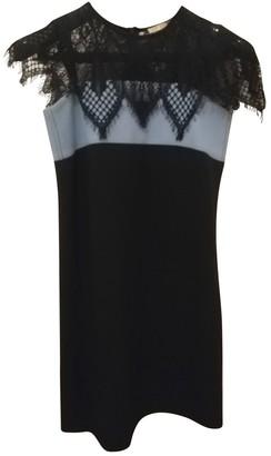 Maje FW18 Black Lace Dress for Women