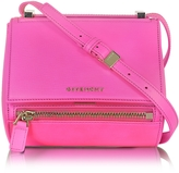 Givenchy Pandora Shocking Pink Leather Mini Box Bag