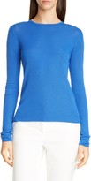 St. John Cashmere & Silk Sweater