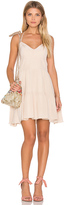 Amanda Uprichard Adelaide Mini Dress