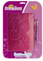 Crayola Creations Notebook Set