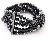 Lauren Ralph Lauren Hide & Chic Stretch Bracelet