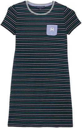 Tommy Hilfiger Moxy Stripe Pocket T-Shirt Dress