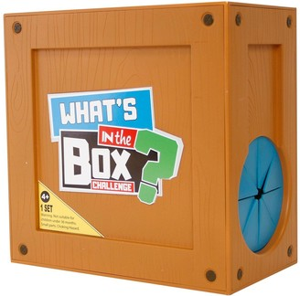 Whats In The Box Challenge