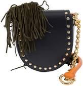 Sacai Leather Crossbody Bag
