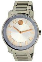 Movado Women's Bold 3600196 Stainless-Steel Swiss Quartz Watch